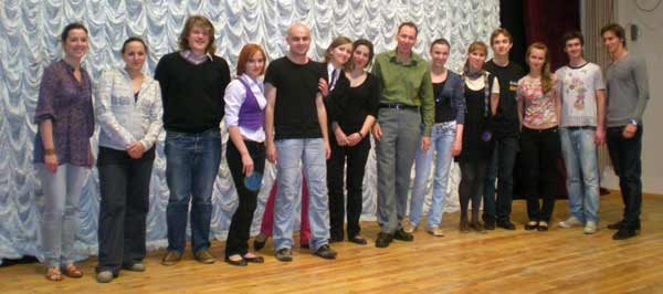 Workshop at Belarusian State University, Minsk, Belarus
